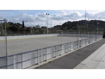 Complexe sportif la Ferme des Romarins à Toulon (83)