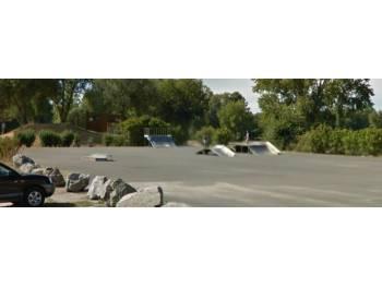 Skatepark de Moulins