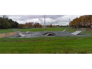 Skatepark de Domérat