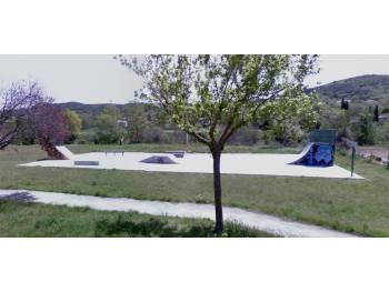 Skatepark d'Oraison