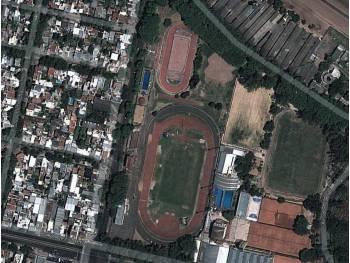 Piste de roller course de Rosario