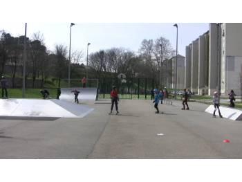 Skatepark des Prés Saint-Jean à Alès (30)