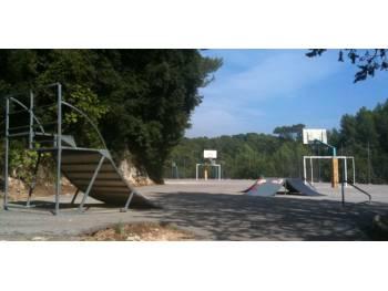 Skatepark Francois Jacob à Mouans-Sartoux