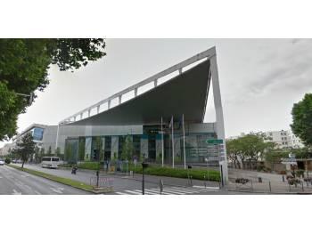 Palais des sports d'Issy les Moulineaux