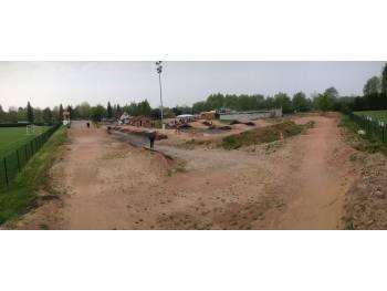 Piste de BMX race d'Arleux