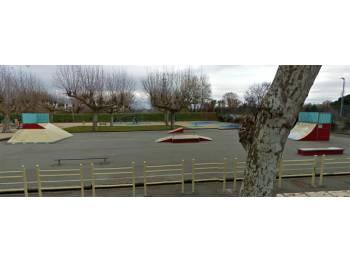 Skatepark du Teil