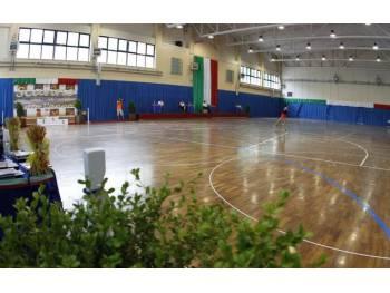 Palais des sports de Scanno