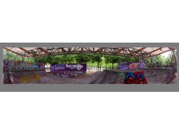 Skatepark du POPB de Paris 12