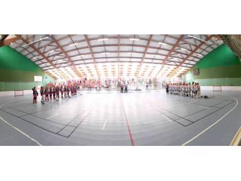 Gymnase de la Ramée (photo : Eddy Wegrzyn)