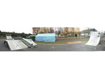 Skatepark de Joué les Tours