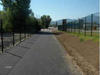 Avenue Verte Nord de Chambéry