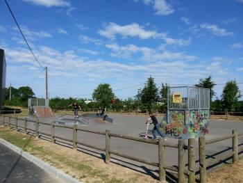 Skatepark de Guichen