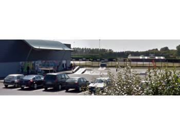 Vélodrome, piste de vitesse et skatepark de la Ferté-Bernard
