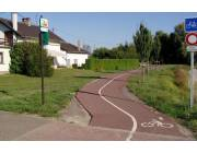 Piste cyclable Betschdorf - Surbourg