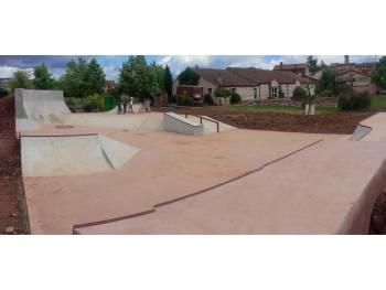 Skatepark de Montlaur (photo : SSC)