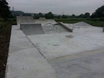 Skatepark du Theil-sur-Huisne
