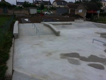 Skatepark du Theil-sur-Huisne (photo : Sports des Villes)