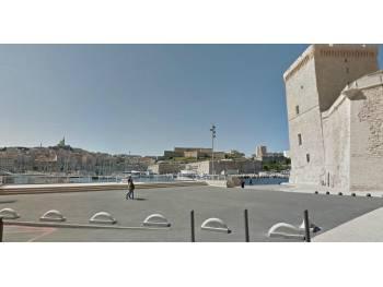 Spot slalom Marseille
