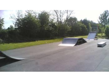 Skatepark de Démouville