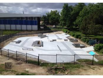 Skatepark Cauderan de Bordeaux
