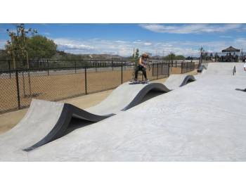 Alex Road Skatepark de San Diego