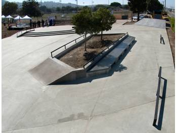 Charmette Bonpua Skate Plaza de Los Angeles