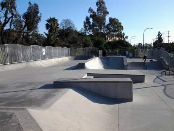 Skatepark de Culver City