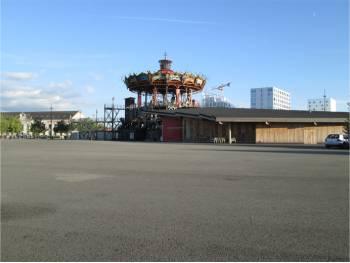 Les jardins de l'estuaire à Nantes