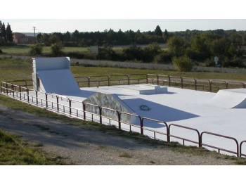 Skatepark de Saint Cannat