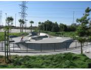 James Huber Skatepark d'Eastvale