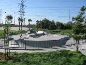 James Huber Skatepark d'Eastvale
