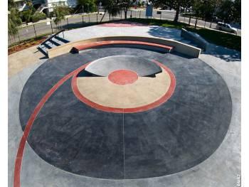 Stoner Skate Plaza de Los Angeles