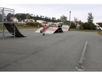 Skatepark de Saint-Trojan-les-Bains