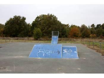 Skatepark de Dolus d'Oléron