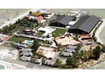 Woodward West Camp de Tehachapi