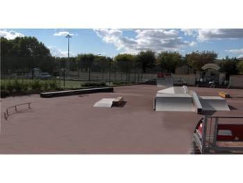 Skatepark de Saint Maur