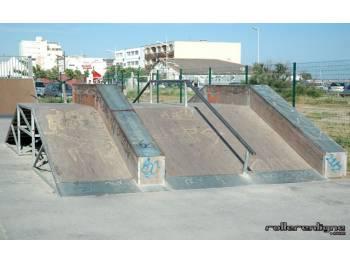 Skatepark (rasé)