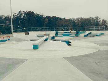 Swift-Cantrell Skatepark de Kennesaw