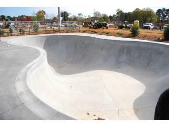 Swift-Cantrell Skatepark de Kennesaw
