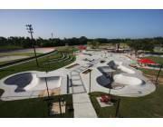 Perkins Road Skatepark de Baton Rouge