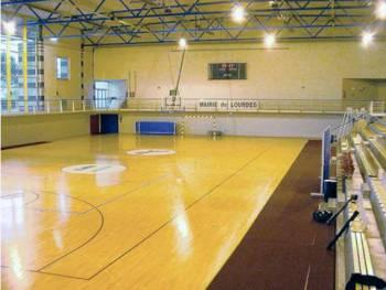 Palais des Sports François Abadie à Lourdes