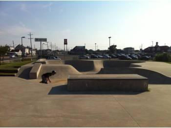 Albert I.Allen Skatepark de Wildwood