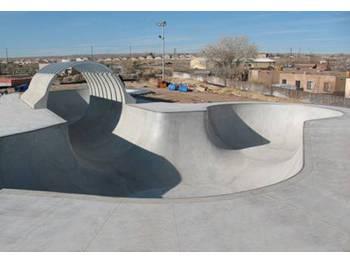 Alamosa Skatepark d'Albuquerque