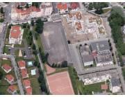 Stade Grouchy à Saint-Etienne