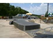 Black River Falls Skate Plaza