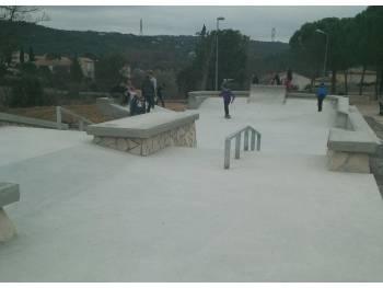 Skatepark de Vailhauquès
