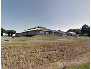 Salle du complexe sportif Louis Hamon à Crehen
