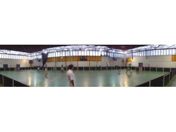 Gymnase Le Marchand à Sevran