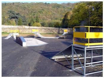 Skatepark de Saint-Vallier