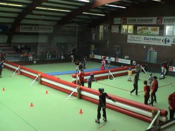 Salle des Sports du Brockus à Saint-Omer